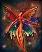 The Rainbow Fairy by LaNae