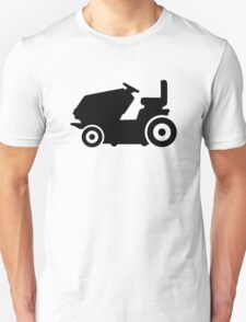 Lawn mower Unisex T-Shirt