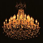 Madewood Plantation Chandelier by Mark Ramstead