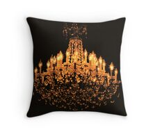 Madewood Plantation Chandelier Throw Pillow