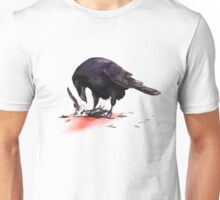 Crow, Bloody Snow 2 Unisex T-Shirt