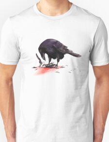 Crow, Bloody Snow 2 T-Shirt