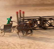 Chariot Race by Karen Millard