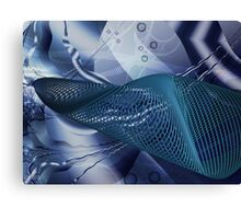 Voyage to Inner Space Canvas Print