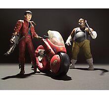 Kaneda vs Joker Gang Leader Photographic Print