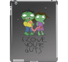 I Love Your Guts iPad Case/Skin