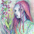 Garden Creep  by brettisagirl