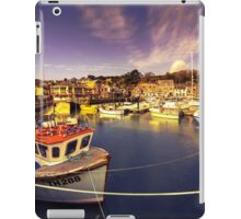 Padstow Vista  iPad Case/Skin