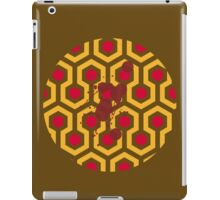 Welcome to the Overlook iPad Case/Skin