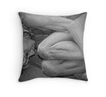 Bonnie Posed Throw Pillow