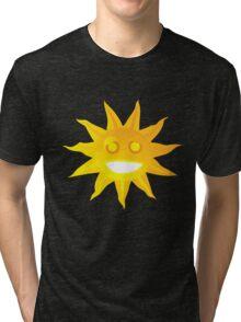 Hot Summer Sun Tri-blend T-Shirt