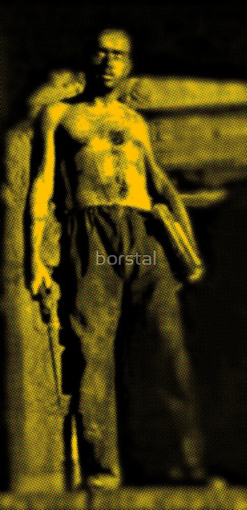 Two sides of man by borstal