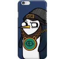 Gangsta Gunter iPhone Case/Skin
