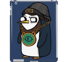 Adventure Time - Gangsta Gunter iPad Case/Skin