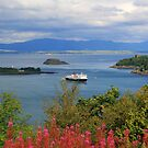 Oban Bay by RedHillDigital