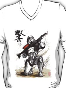 Stormtrooper with calligraphy T-Shirt