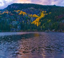 Bear Lake Sunset by Paul Gana