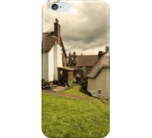 Lustleigh Cottages  iPhone Case/Skin