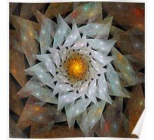 'Flower Sun' Poster