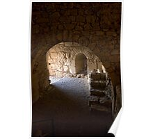 Arches and Passageways Poster