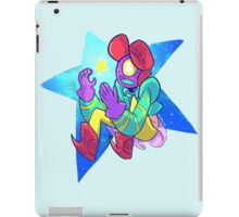 Kepler the alien adventurer  iPad Case/Skin