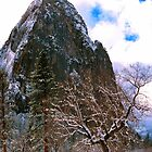 CATHEDRAL ROCK by Chuck Wickham