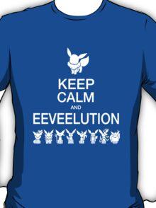 Keep Calm and Eeveelution T-Shirt