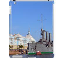Russian Cruiser Aurora iPad Case/Skin