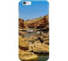 Bell Gorge in the Kimberley, Australia iPhone Case/Skin