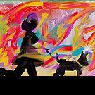 Walking the Black Dog by Sarah Curtiss