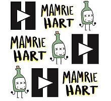 Hannah, Mamrie and Grace LOGO Design! by tonipops