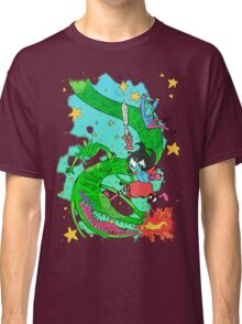 Space Dragons are Fun Classic T-Shirt