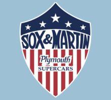 Sox Martin by TheScrambler