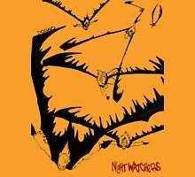 The Night Watchers Fly - tshirt Unisex T-Shirt