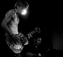 Chris Whitley & jeff Lang by Lucas Packett