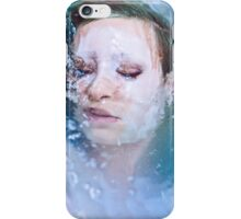 Blue of Noon - erotic nude cool water sexy nature crazy power proud woman awesome iPhone Case/Skin