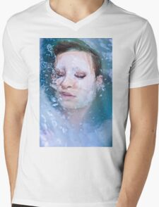 Blue of Noon - erotic nude cool water sexy nature crazy power proud woman awesome T-Shirt