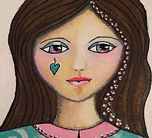 Belle Believes by Erin DuFrane Art