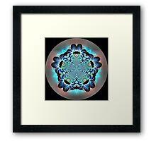 'Photonic Efloresence' Framed Print