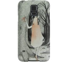 Into The Woods Samsung Galaxy Case/Skin