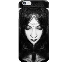 Before the crime began iPhone Case/Skin