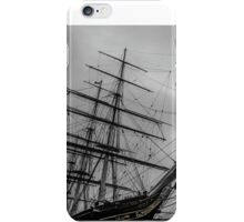 London Cutty Sark Greenwich iPhone Case/Skin