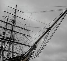 London Cutty Sark Greenwich by Claire Doherty