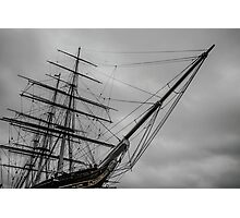 London Cutty Sark Greenwich Photographic Print