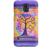 Life of Well Being Samsung Galaxy Case/Skin