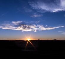 Texas Sunset by LeonaRyder