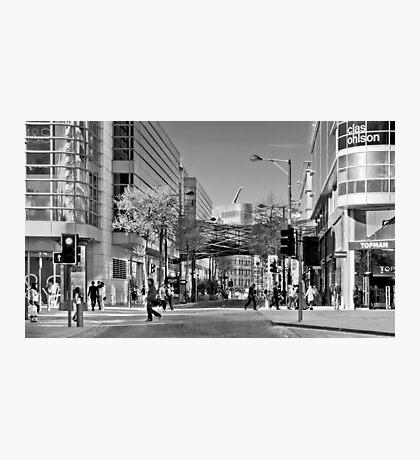 Modern Manchester Photographic Print