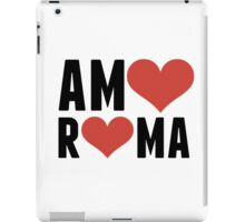 Am♥ R♥ma iPad Case/Skin