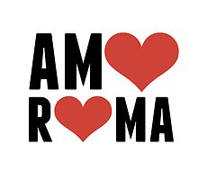 Am♥ R♥ma by goldleaves