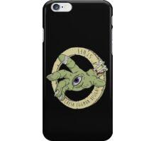 CHESH EGGMUN DESIGNS logo  iPhone Case/Skin